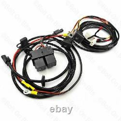 Td5 & Tdci 2 Genuine Heated Seat Switch RDX wiring harness loom Defender