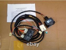 UNT268 TowBar Trailer Wiring Harness Loom For Mitsubishi PAJERO NS NT 06/2000 +