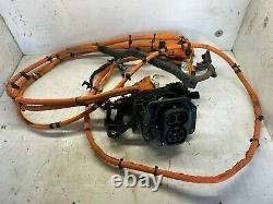 VW E-Golf Charge Port Socket Cable Wiring Harness Loom Charger CCS HV 5GE971531