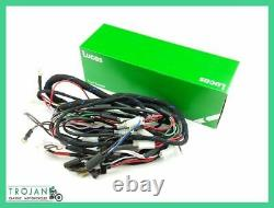Wiring Harness, Genuine Lucas For Triumph 750 Tr7 T140 1978-80 Elec Ign 54965505