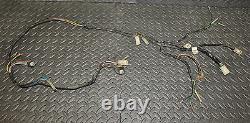 Yamaha Banshee wiring loom harness electrical round plug 1987-1994 hardwired key