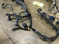 05 06 Acura Rsx Type S K20z1 2.0 Wiring Complet De Charge Moteur Harnais Loom
