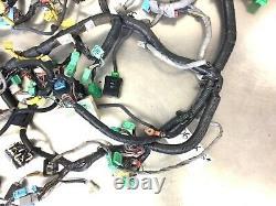 05-06 Rsx Type-s Harnais De Fil Câbles De Câblage D'instrument Bouchons Cord Dash Oem