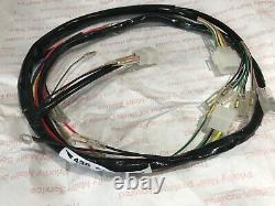 1974 Yamaha Dt250 Enduro Wiring Harness Wire Loom Nos 438-82590-23 Repro