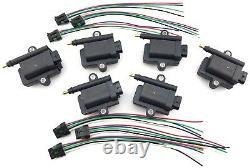 6 Bobines Universelles D'allumage Hi Output Fits Ign-1a Smart Coils Amp Efi 556-112
