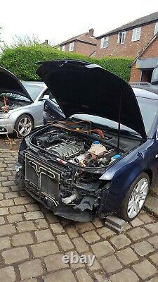 Audi S4 V8 Bbk Wiring Loom/harness Complet Avec Ecu & Box, Relais Etc