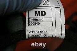 Bmw 1 Series F20 Véritable Complète Sat Nav Wiring Loom Harnais 6828281 9399971