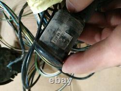 Bmw 3 Série E36 Park Distance Pdc Wiring Loom Harness Retrofit Des Senseurs De Parking