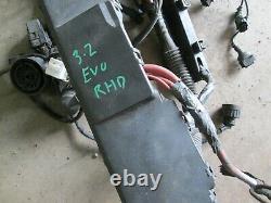 Bmw E36 M3 3.2 S50b32 Harnais De Câblage Moteur Uk Rhd Manuel Tout Bon