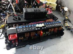 Bmw E46 M3 2001-06 S54 3.2 Manuel Intérieur Câblage Loom Harness V. G. Condition