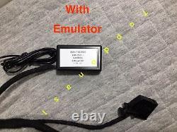 Bmw Nbt / Nbt Evo Bench Clignotant Zgw 4sk 8sk Harnais / Métier À Tisser De Câblage Avec Émulateur