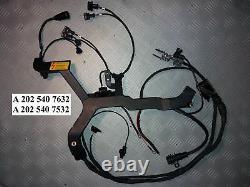 Cablaggio Moto Mercedes W202 C180 Wiring Harness Loom. Léggi! Lire