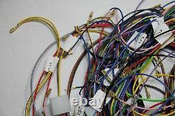 Classic Fiat 500 L Kit De Câblage Électrique L. H. D. Câblage Loom Harnais De Haute Qualité