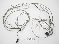 Corvette Original K66 Transistor Ignition Amplificateur Wire Harness 1964-début 1968