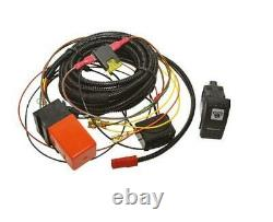 Defender Heated Wind Screen Wiring Harness Relais Et Carling Contura Switch Kit