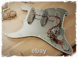 Fender Stratocaster Drop In Fully Loaded Pickguard Wiring Kit Loom Harness Fender Stratocaster Drop In Fully Loaded Pickguard Wiring Kit Loom Harness Fender Stratocaster Drop In Fully Loaded Pickguard Wiring Kit Loom Harness Fender