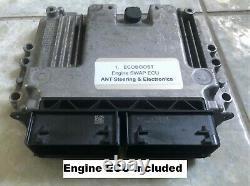 Ford 1.0 Ecoboost Moteur Swap Faisceau De Câblage Kit / Adaptateur Loom & Ecu / Fiesta