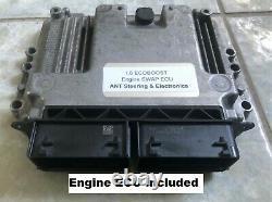 Ford 1.6 Ecoboost Engine Swap Harnais De Câblage Kit / Convert Loom & Ecu / Fiesta St