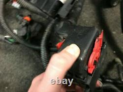 Ford Focus Engine Bay Harness Loom Sub Loom Rs 9m5t-12a690-bc 2009-2011 Mk2 Rs