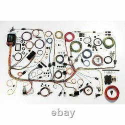 Ford Mustang 1967 1968 67 68 Eleanor Gt-500 Gt Câblage Harness Loom & Switch Kit