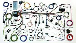 Ford Mustang American Autowire Full Wiring Harness Loom & Switch 1964 1965 1966