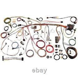 Ford Mustang American Autowire Full Wiring Harness Loom & Switch 1970 Tous Les Modèles