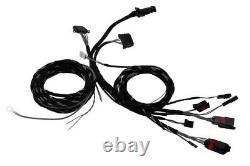 Für Vw Touran II 5t Original Kufatec Kabelbaum Kabel Elektrische Heckklappe