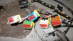 Harnais De Câblage De La Cabine Ford Focus Rs Non Satnav Mk2 09-11 8m5t-14014-hhc
