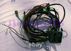 Hq Olden Hj V8 Chev 6cly Gts Wiring Loom Daadlight Engine Harness Loom