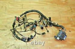 Jeep Wrangler Yj 92-95 Dash Wire Wiring Harness Loom Arrière Essuie-glace