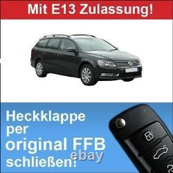 Kufatec Comfort Heckklappen Modul Fernbedienung Für Vw Passat B7 Varian