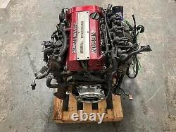 Moteur Nissan Sr20det
