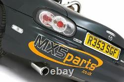 Mx5 Hardtop Chauffant Fenêtre Arrière Wiring Plug Harness Véritable Mazda Mk2 2.5 199805