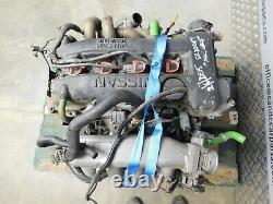 Nissan Silvia Sr20det Moteur Complet Sr20 Det S13 S14 200sx 2/6