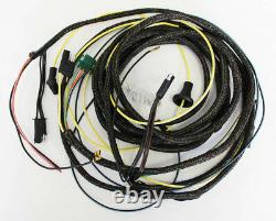 Nouveau! 1967 Ford Mustang Arrière Tail Light Wire Harness Loom Coupe, Wiring Fastback