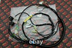 Nouveau 1997-2001 Yamaha Warrior Complete Factory Oem Wiring Harness Loom + Plugs