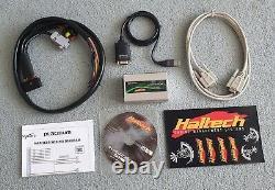 Nouveau Haltech Platinum Interceptor Piggyback Ecu & Universal Wiring Harness Loom