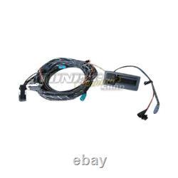 Original Vw Rückfahrkamera Kamera Rfk 5n0827566 + Kabelbaum Kabel Modul