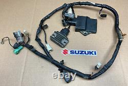 Suzuki Ltz400 Wiring Wire Harness Loom 2003-2008 Quadsport Dvx400 Kfx400 7g10