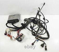 Vw Passat B5 3b 1.9 Engine Control Module Unit Ecu+wiring Loom Set 038906018fs Vw Passat B5 3b 1.9 Engine Control Module Unit Ecu+wiring Loom Set 038906018fs Vw Passat B5 3b 1.9