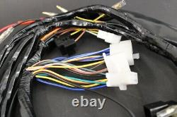 Yamaha Rd250lc Rd350lc New Complete Wiring Loom / Harnais 4l1 4l0